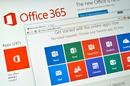 Office 365, photo by dennizn via Shutterstock