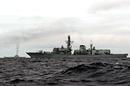 Royal Navy frigate HMS Richmond, Type 23. Crown copyright