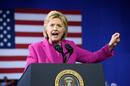 Hillary Clinton, photo by Evan El-Amin via Shutterstock