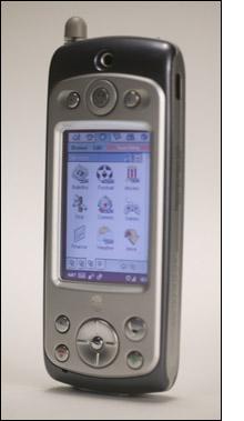 Motorola A920 handset