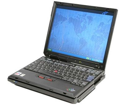 IBM ThinkPad X31
