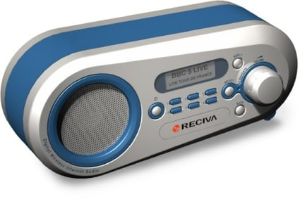 Reciva Internet Radio Reference Design