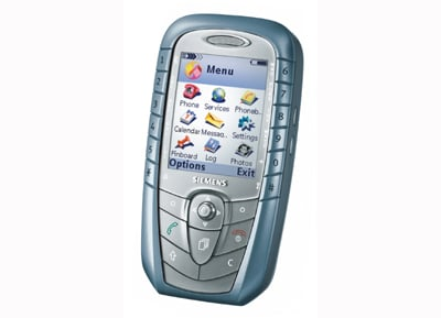 Siemens Sx1 Smart Phone The Register