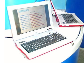 Dialogue Flybook at Computex