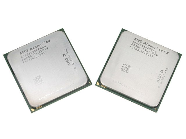 AMD Socket 939 Athlon 64 processors