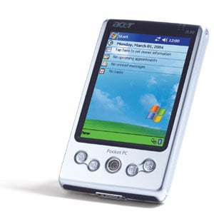 Acer n30 Bluetooth PocketPC