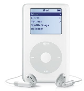 Apple iPod 4th Gen