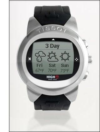 Tissot High-T Spot watch