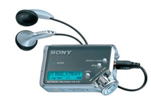 Sony Network Walkman NW-E99
