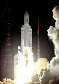 Lift off! - picture ESA
