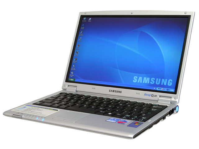 Samsung Q30 notebook