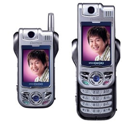 Pantech PH-6500 sport-leisure phone