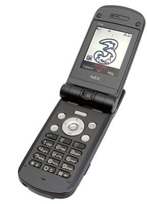 NEC 338 3G phone