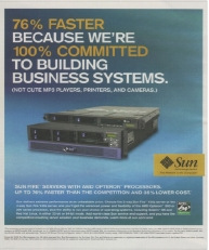 Picture of Sun ad attacking HP, er, IBM
