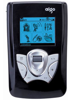 Aigo P750 20GB MP3 Player