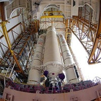 The Ariane 5 ECA