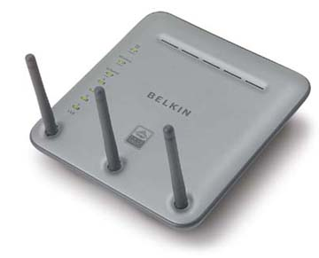 Belkin Wireless Pre-N Router