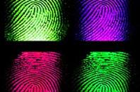 Fingerprints in glorious technicolour