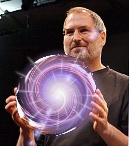 Jobs announces shiny new thing