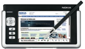 Nokia's Tablet