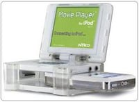 The Nyko iPod movie player