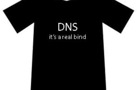 DNS? It's a real bind