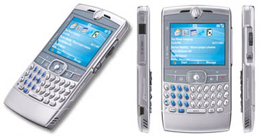 Motorola Q smart phone