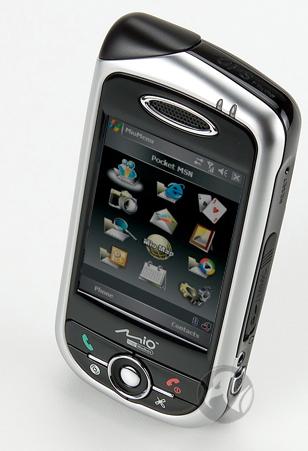 Mio A701 smart phone