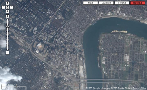 New Orleans after Katrina