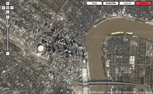 New Orleans before Katrina