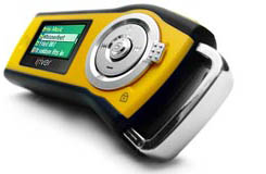 iRiver T10 MP3 player