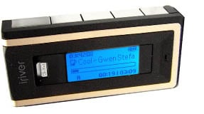 Iriver T20 Drivers for Windows