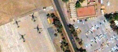 Baghdad black helicopters