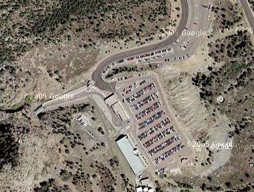 Google Earth: vynikající špionážní prostředek