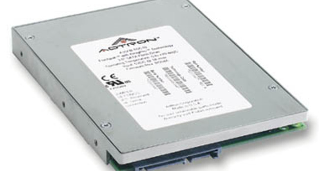 Adtron A35FB Flash Serial ATA drive