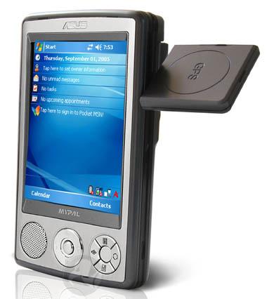 Asus MyPal A636 GPS PDA