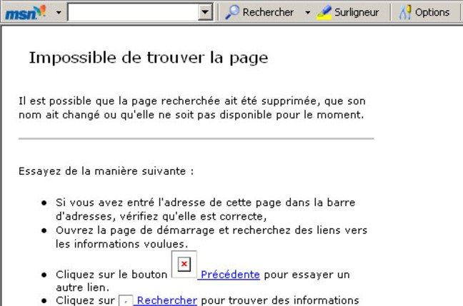 SwissInfo.org blocked