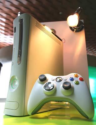 Xbox360 games console
