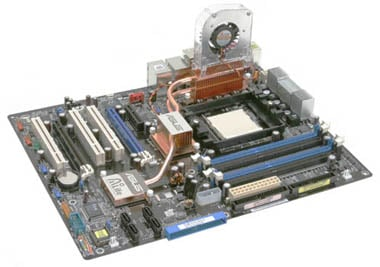 Asus A8N32-SLI Deluxe mobo