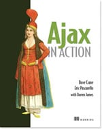 Ajax in Action book cover