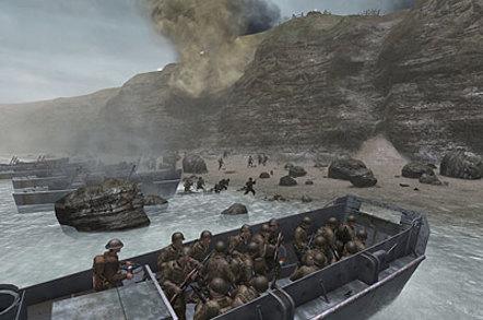 Call of Duty 1 screenshot