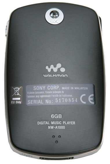 Sony Walkman NW-A1000