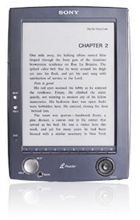 Sony PRS-500 Reader
