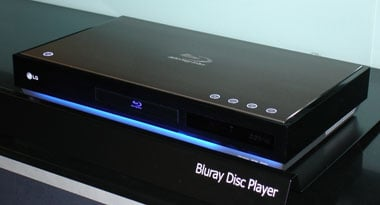 LG Blu-ray Disc Player