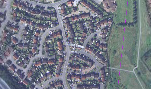 Map Of England Google Earth.Google Earth Menaced By Ww2 Bomber The Register
