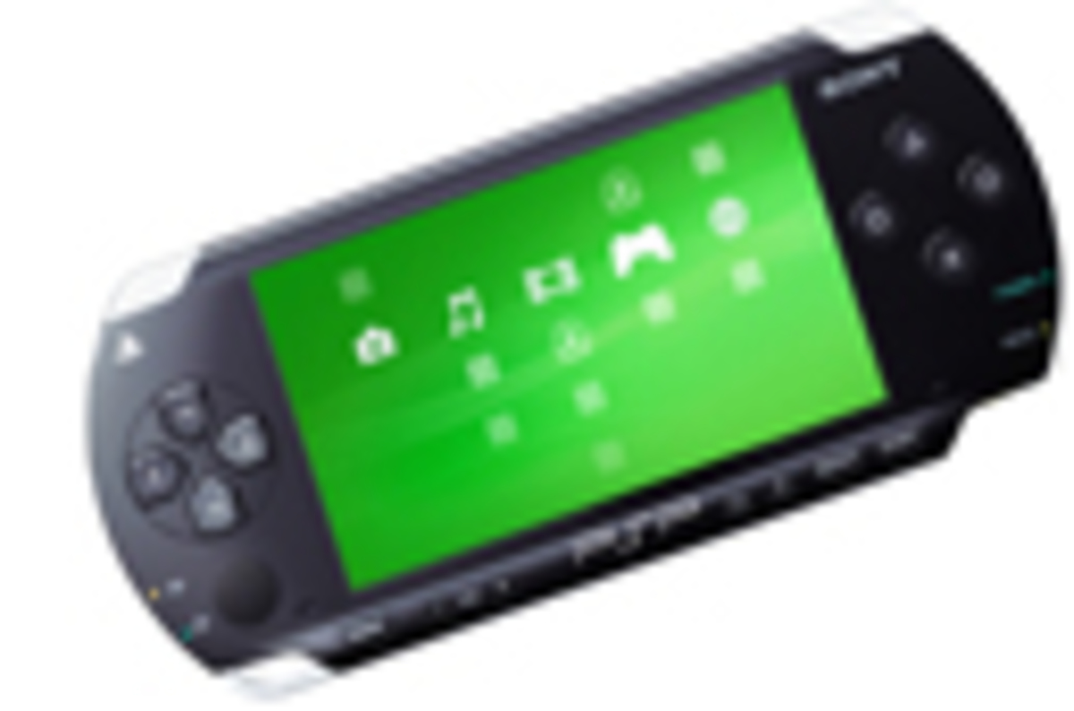 The PSP: what's its future? • The Register