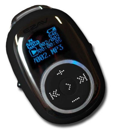 advanced mp3 players' pebble mp3 player