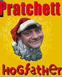 David Jason does Terry Pratchett