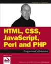HTML, CSS, Javascript, Perl and PHP