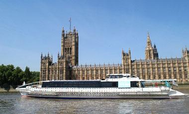Thames WiFi Boat